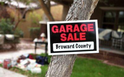 Broward County Garage Sale