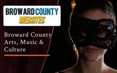 Broward County's vibrant cultural community